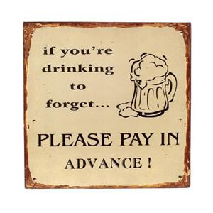 pay advance